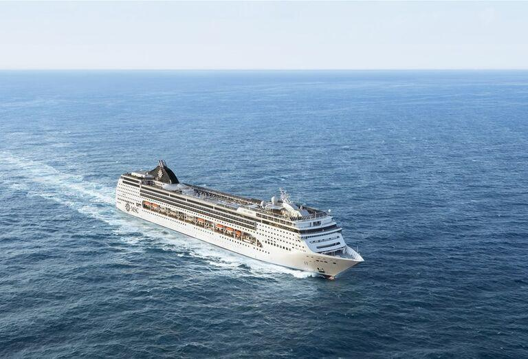 Výletná Loď MSC Opera - Mykonos,Santorini,Korfu ***+