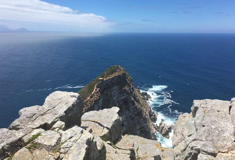 Kapské Mesto - more