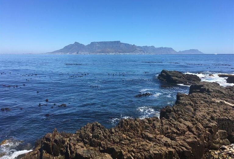 Kapské Mesto - more a