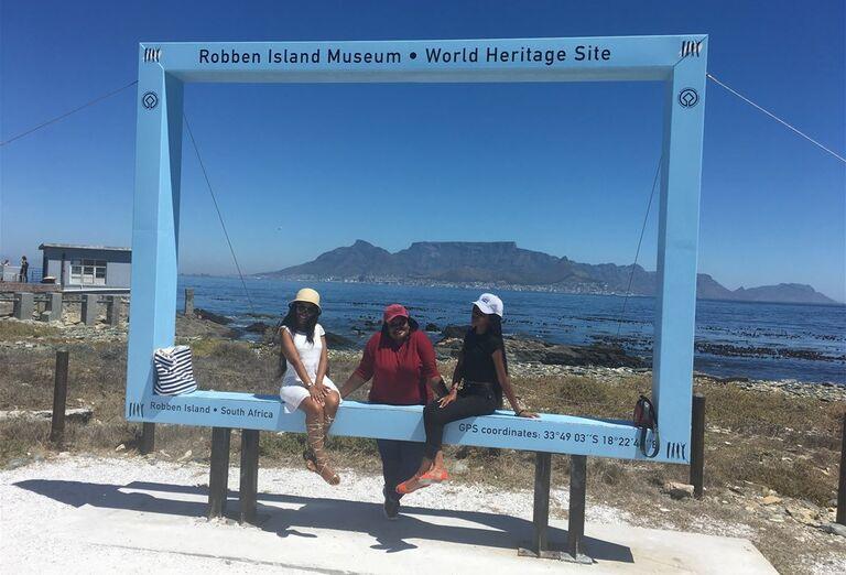Kapské Mesto -rámik na fotku