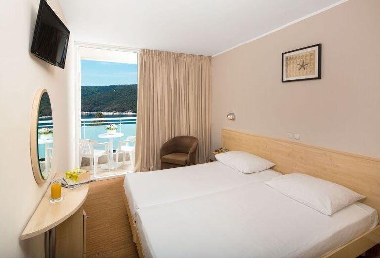 Komfortná izba v hoteli Allegro