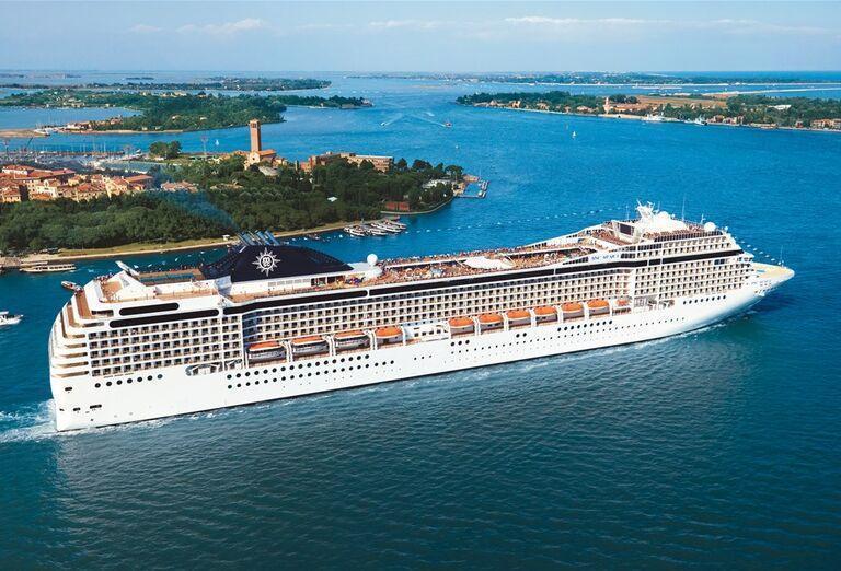 Výletná Loď MSC Musica - Z Benátok na Mykonos ****