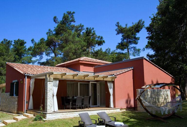 Ubytovanie Apartmány Melia Istrian Villas for Plava Laguna ****+