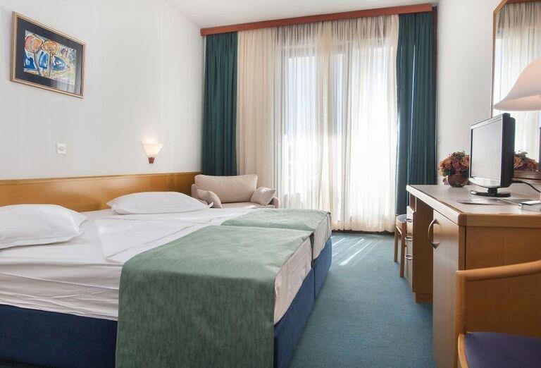 Izba v hoteli Biokovka