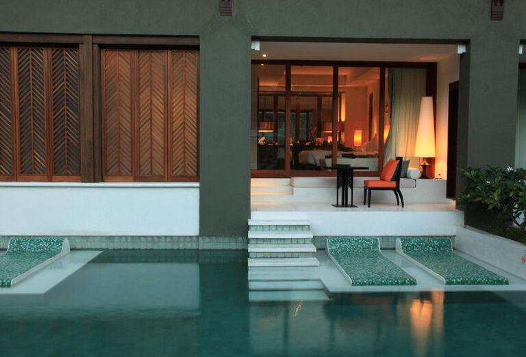 Mai Samui Beach Resort & Spa -hotelový bazén