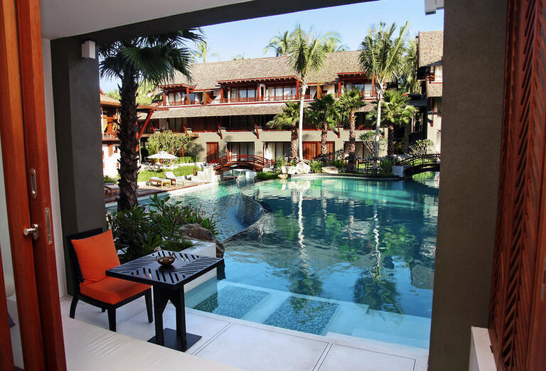 Mai Samui Beach Resort & Spa -terasa