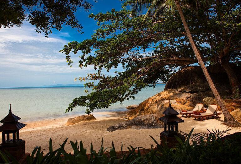 Renaissance Koh Samui Resort & Spa - Piesočnatá pláž