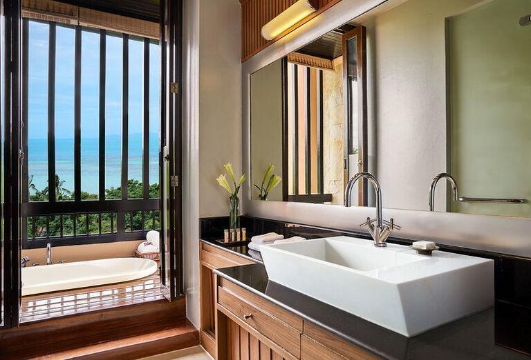 Renaissance Koh Samui Resort & Spa - kúpeľňa