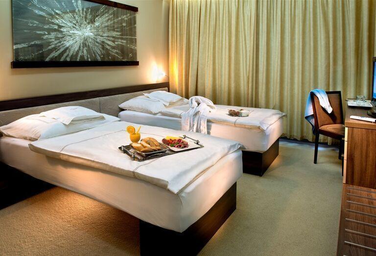 Ubytovanie v hoteli Wellness Hotel Diplomat