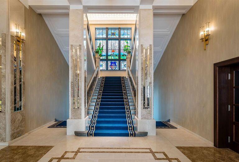 Interiér hotela Royal Palace