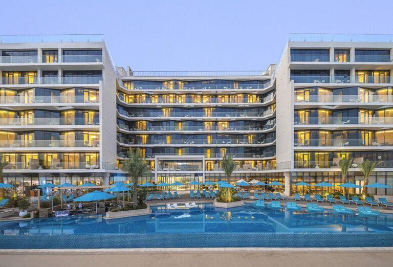 Hotel The Retreat Palm Dubai MGallery by Sofitel **** A