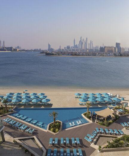 Hotel The Retreat Palm Dubai MGallery by Sofitel **** S