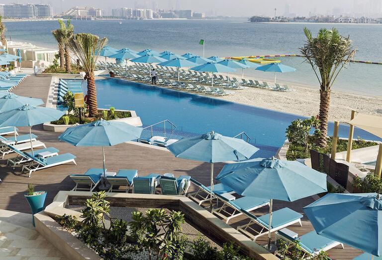 Hotel The Retreat Palm Dubai MGallery by Sofitel **** P