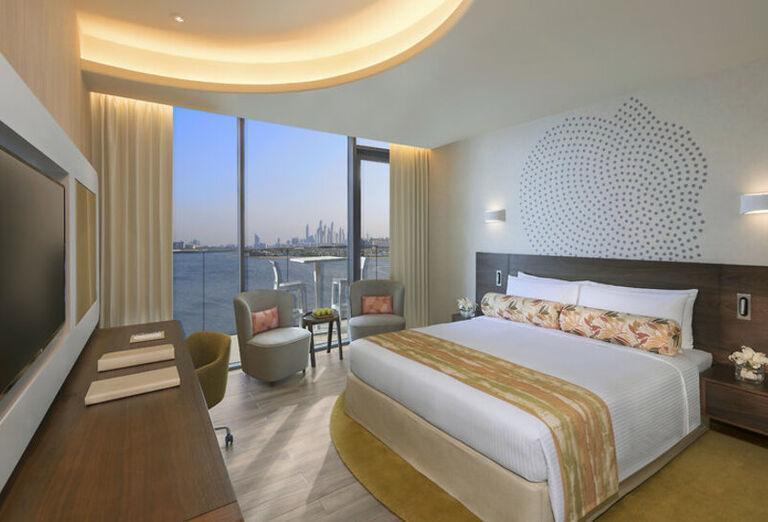 Hotel The Retreat Palm Dubai MGallery by Sofitel **** W