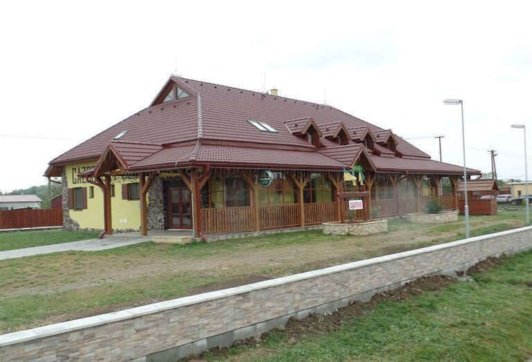 Pohľad na penzión Gazdovský dom