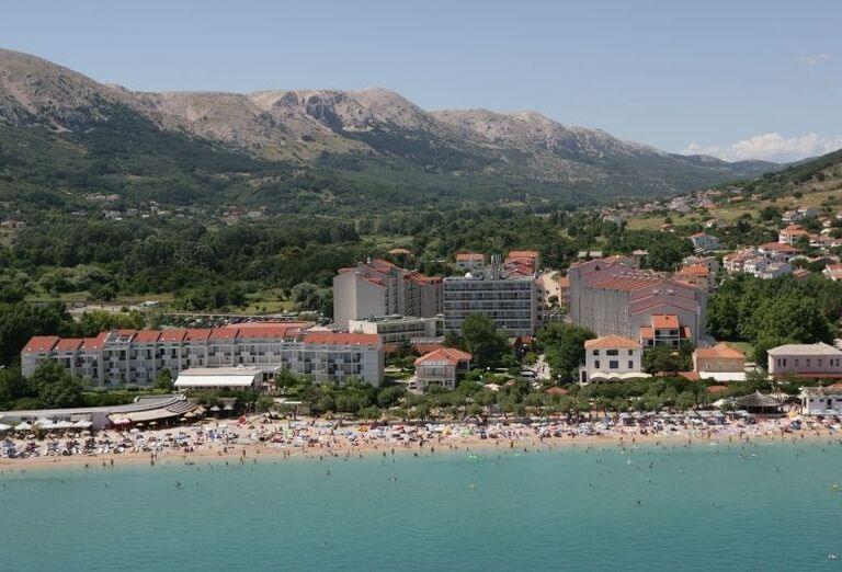 Panoráma hotela Corinthia