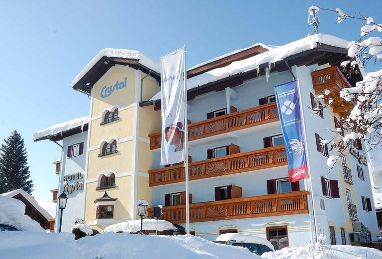 Hotel Crystal das Alpenrefugium ****