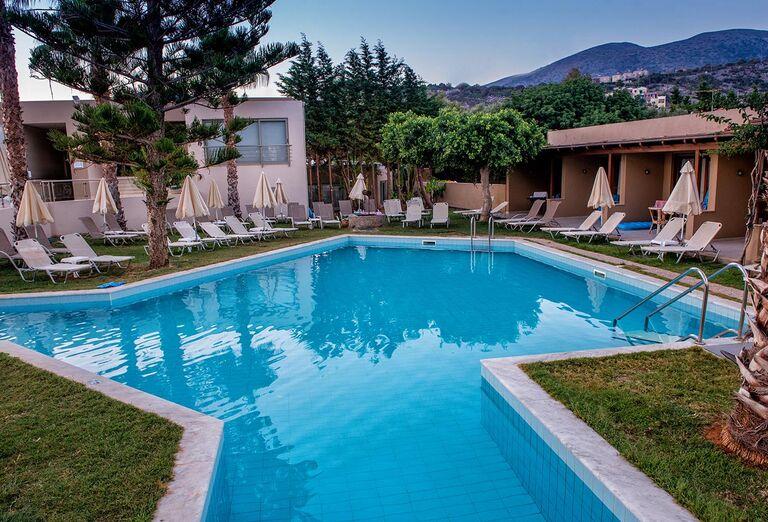 Vodný svet Hotel Blue Sea Beach *****