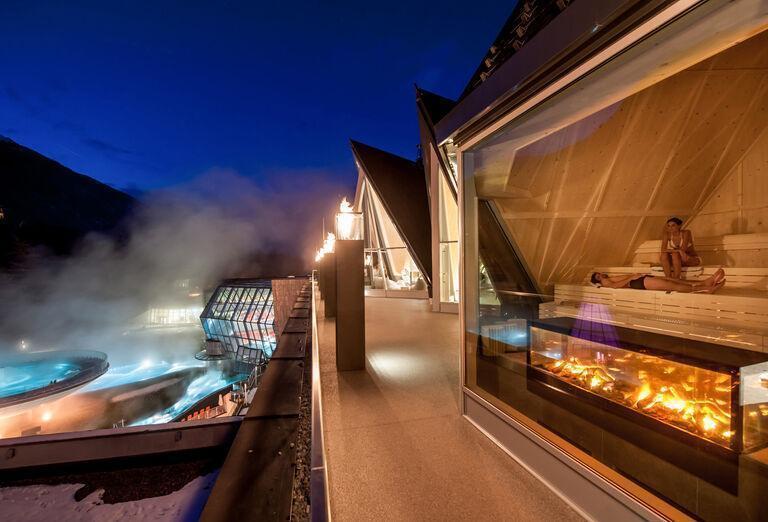 Hotel Aqua Dome -