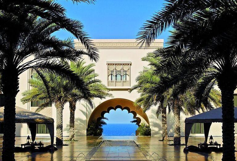 HOTEL SHANGRI LA´S BARR AL JISSAH RESORT &SPA AL HUSN ***** A