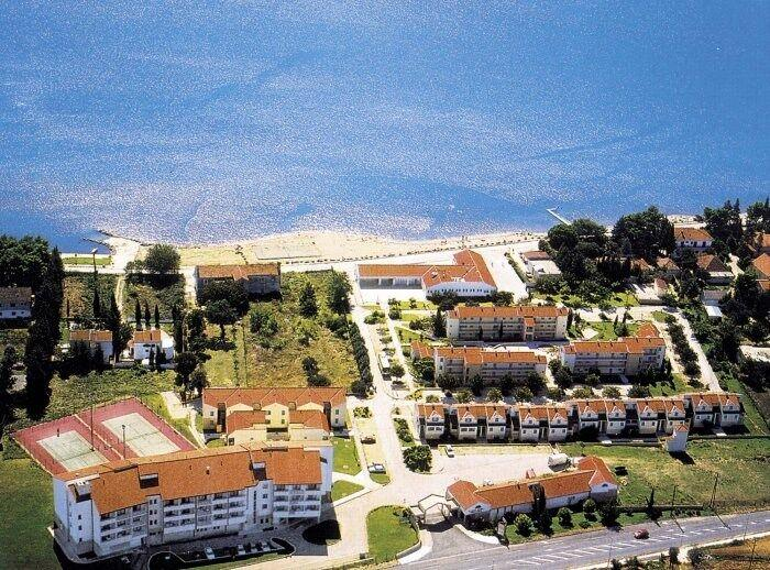 Hotelový komplex s apartmánmi Croatia