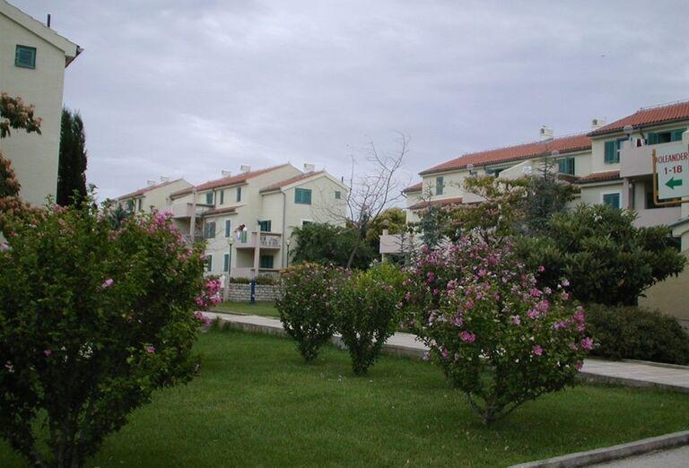 Apartmány Croatia so záhradami