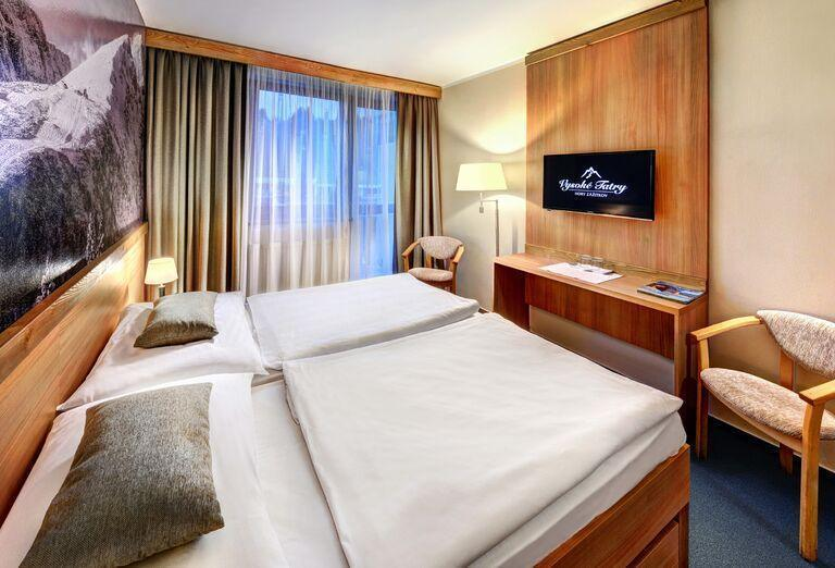 Ubytovanie Hotel FIS ***