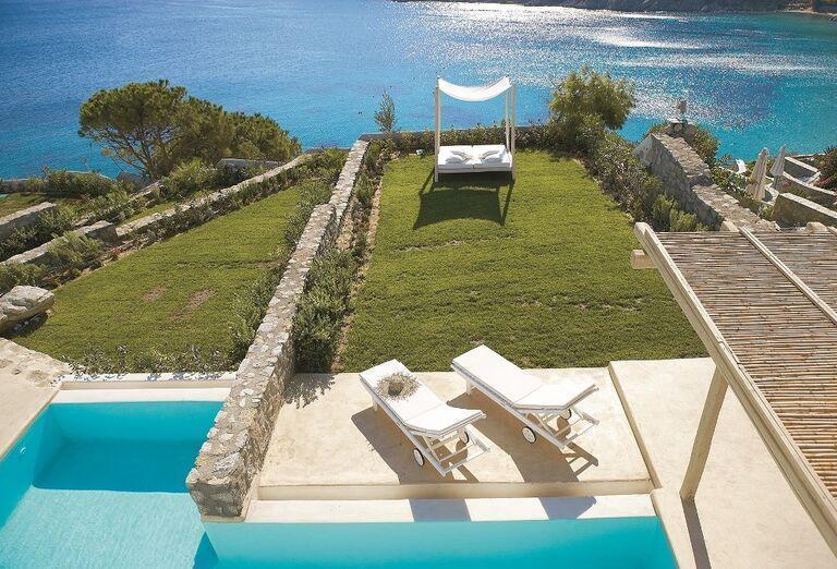 Ubytovanie Hotel Mykonos Blu Grecotel Exclusive Resort *****