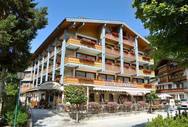 Hotel Bischofsmütze -