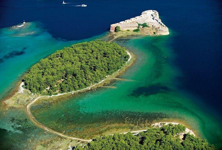Zelené ostrovy