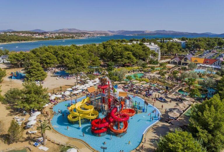 Vodný svet v hoteli Amadria Park Adrija