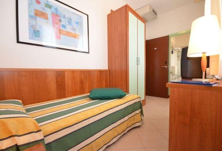 Ubytovanie v hoteli Luna