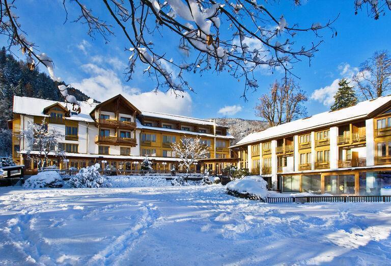 Pohľad na hotel Urbani Ossiacher See