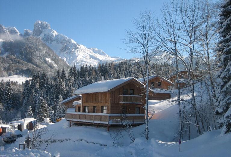 Apartmánový dom Alpendorf