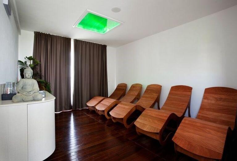 Relaxačná miestnosť v hoteli Colombo