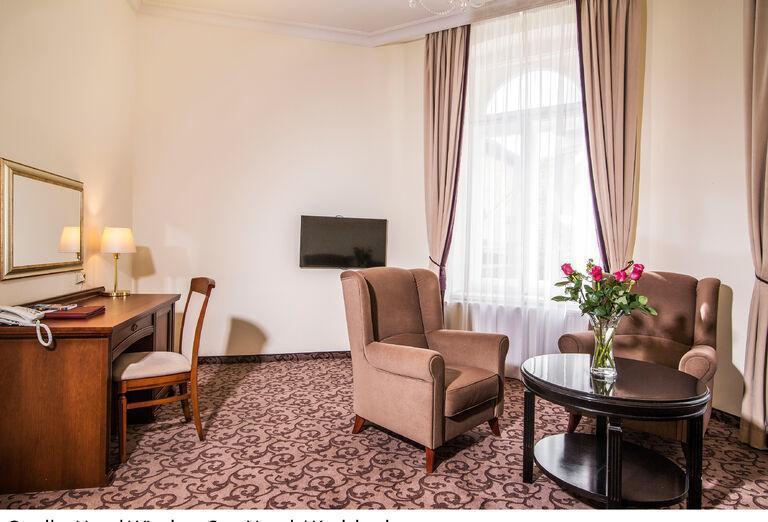 Ostatné Hotel Windsor Spa Hotel