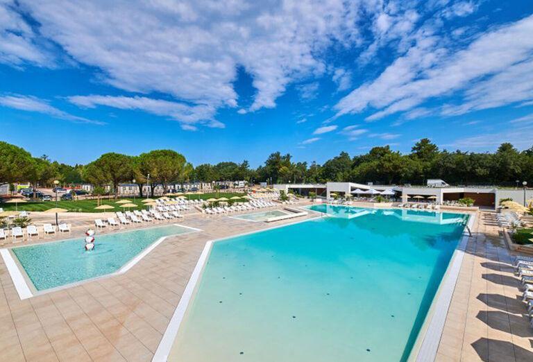 Apartmány Sol Amfora - hotelový bazén