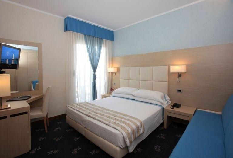 Ubytovanie v hoteli Rivamare