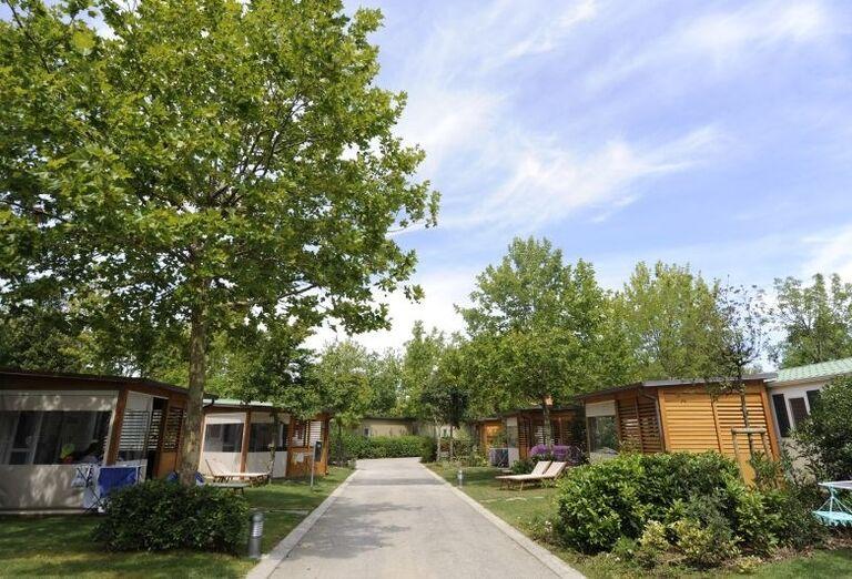 Usporiadanie apartmánov Villaggio Europa