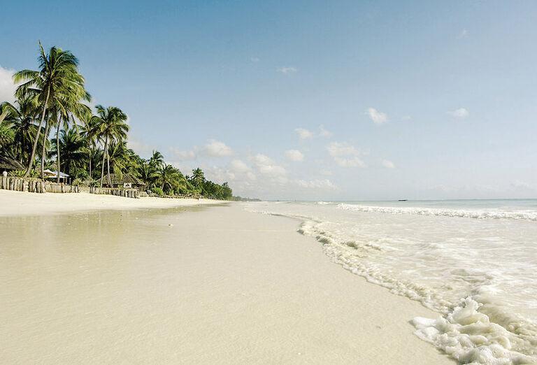 Bluebay Beach Resort & Spa -Piesočnatá pláž