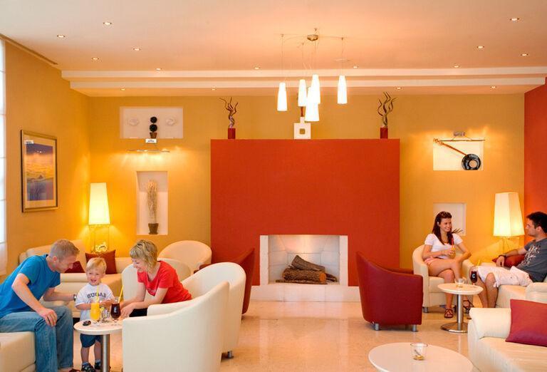 Allegro Sunny Hotel - Posedenie