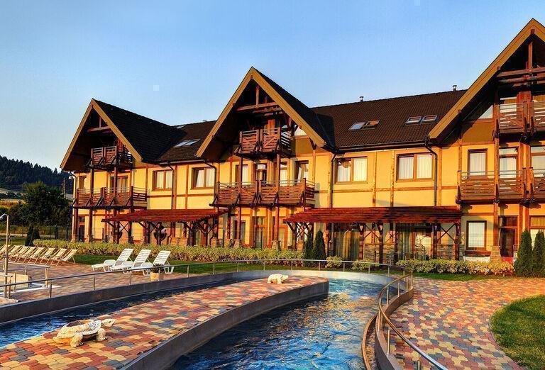 Hotel Bešeňová - areál
