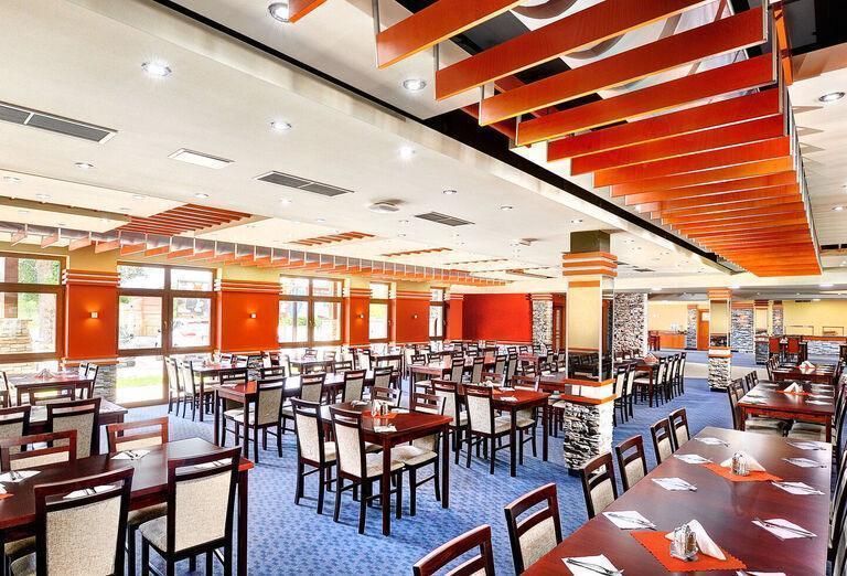 Hotel Bešeňová - reštaurácia