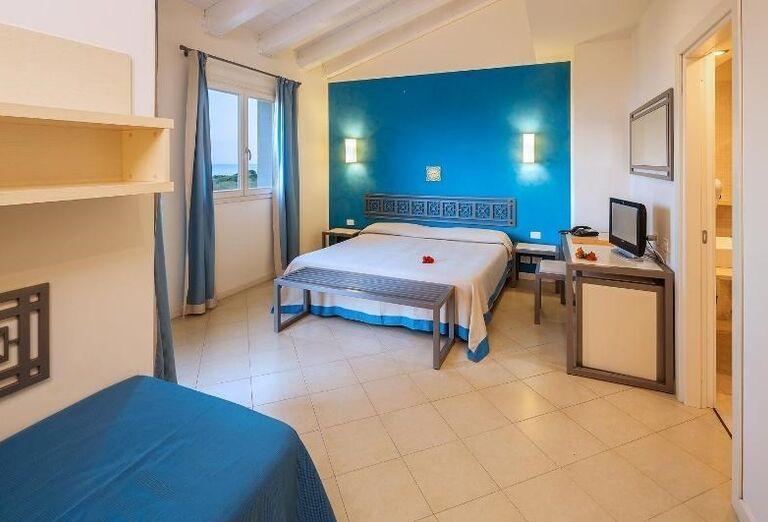 štandardná izba v hoteli Sikania Resort and Spa