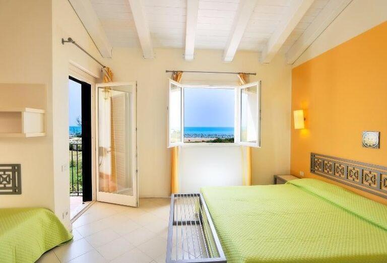 superior izba v hoteli Sikania Resort and Spa