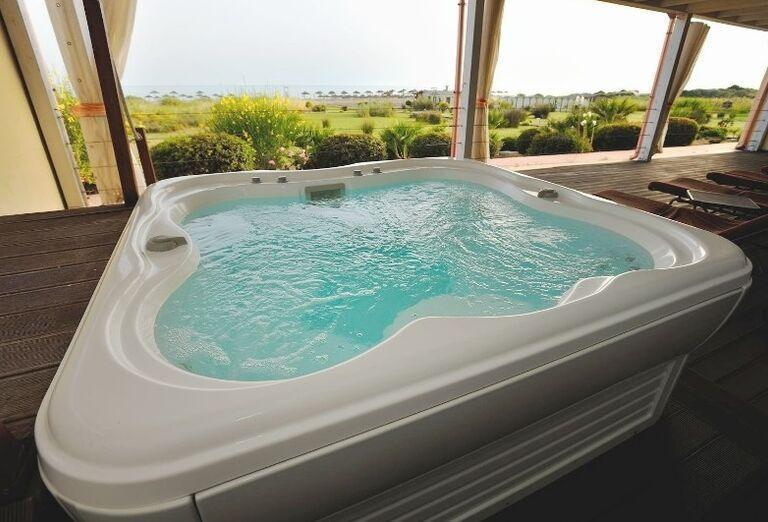 wellness v hoteli Sikania Resort and Spa