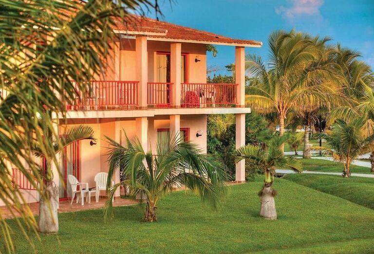 Memories Jibacoa Resort - záhrada