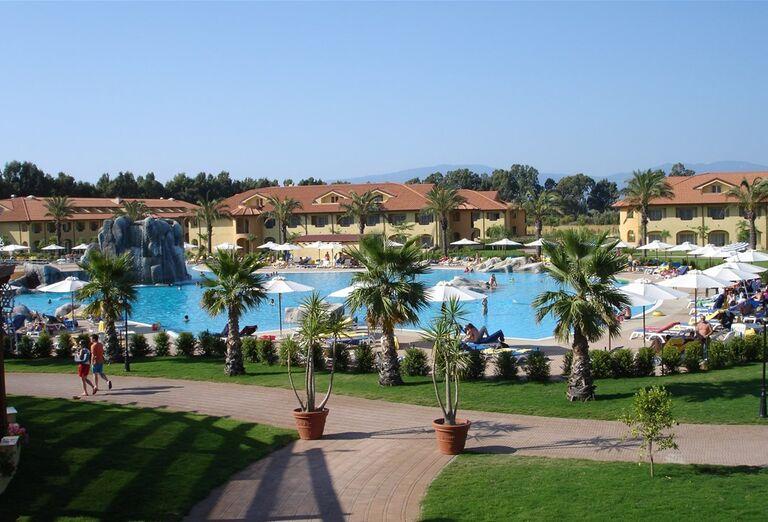 Garden Resort Calabria, Kalabria