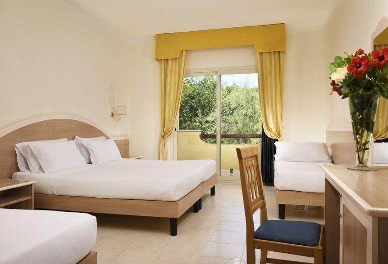 Ubytovanie v hoteli Valtur Garden Calabria