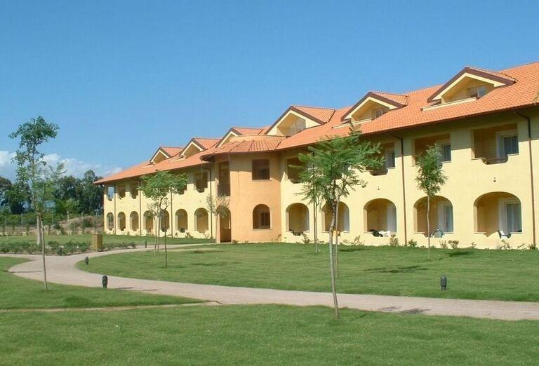 Ubytovanie v Garden Resort Calabria, Kalabria